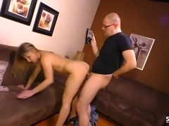 SEXTAPE GERMANY - Hot amateur fuck with sweet German blonde