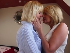 Old and young lesbians hottest scenes