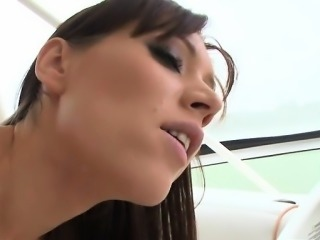 Russian pornstar hardcore anal and facial