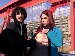 LAS FOLLADORAS - Spanish pornstar Silvia Rubi fucks amateur