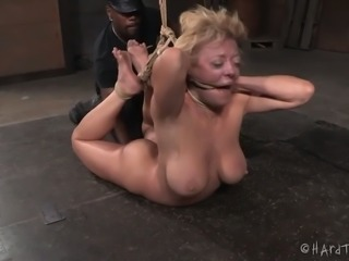 BBC punish pussy of busty mature whore Dee Williams