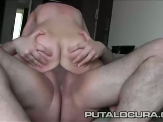 Perverted girlfriend blows juicy pole and rides it face to face