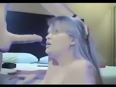 Nice face fuck whore