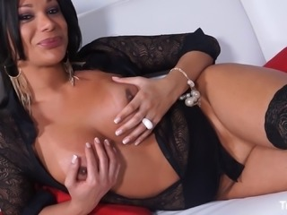 Pierre D.j. having a magnificent action with Marcella Italy