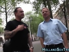 European hooker rides rod