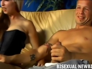 I will make your first bisexual threesome amazing