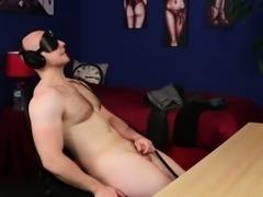 British dominas tug cock