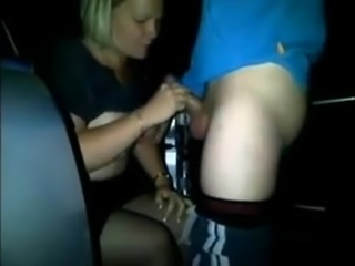 Slut Wife Fuck with Stranger in Car