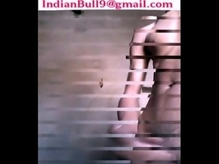 Big Indian Cock Stroke his Big Dick so hard and fire huge cumshot in Slow Motion