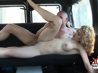 Tattoo pornstar doggystyle and cumshot