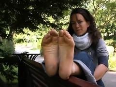Good German Dirty Feet Feet Foot Fetish