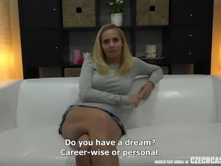 How can I not give her a job, after she agreed to give me a blowjob, allowed...