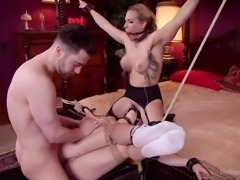 wet sex slaves fucked hard