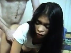 Mary jane Filipino Teenager Amateur First-Timer Perfect Bod
