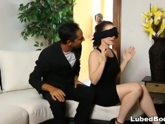 Romantic roleplay turns into cuckold action