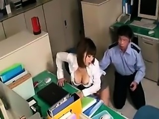 Sexy slender Japanese beauty with a fabulous ass is a sucke