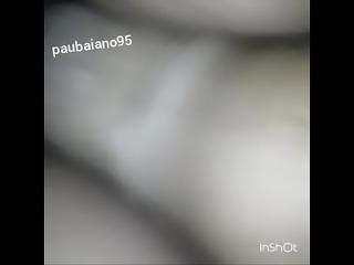 Santinha safada e paubaiano95