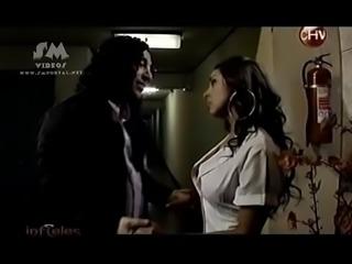 Carolina Oliva - Lo Mejor &#039_Infieles&#039_ (Prohibido Fumar) [14-10-2010] HQ By SM