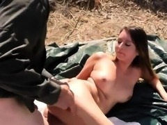 Fake cop blonde Anal for Tight Booty Latina