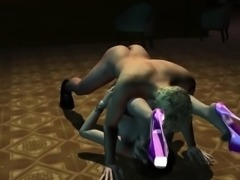 Delicious 3D Animation Getting Fucked
