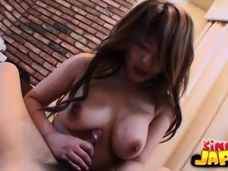Maria Amane is a classy looking Japanese newcomer, the type
