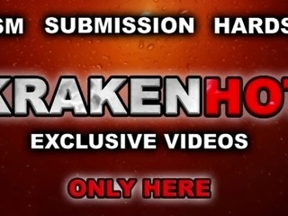 KRAKENHOT - Obedient Wife Couple fucking in the kitchen