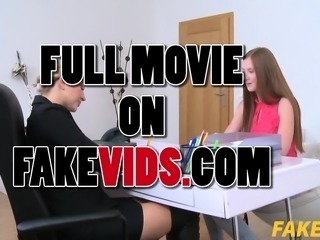 Linda Sweet And Tracy Lindsay In Hot Redhead in Lesbian Cast
