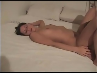Sexy Russian fuck with boyfriend on camera / 69-cams.com