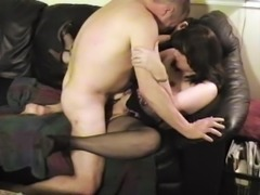 Hardcore sex in the office with a juicy milf