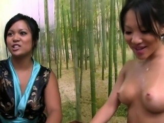 Sexy red model with large bouncing ass likes rough fucking