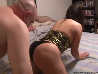 I Love Anal Wives , MILFs , And Even Grannies !