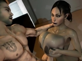 Alomar Fuck 3D