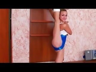Big Ass Factory 2017 Hot Sexy Flexible Russia HD Gymnastik Video Mix