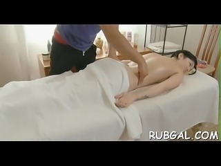 Most excellent erotic massage