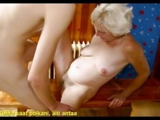 Slideshow: Mom Maria with Finnish Captions
