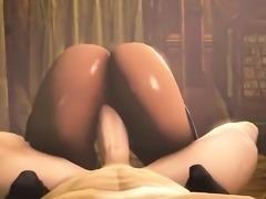 Big Butt Face-Down- Butt Up