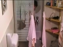 have my weak mother totally naked. Hidden camera