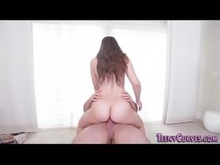 Big booty slut gets cock