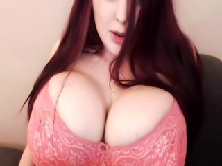 Russian Babe With Huge Natural Tits BBW