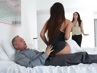 Stepdaddy loves it rough