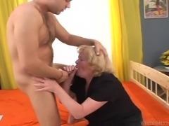 why clean the house when she can fuck @ grandma vs grandma