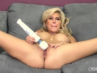 Savanna Puts Those Huge Tits To Work While She Has Sex