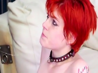Amateur stud rough They suspend her from the ceiling  aggressively plo