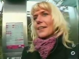 sexy German Milf hard anal fuck