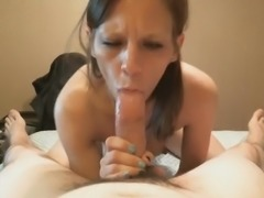 Awesome Babe Fucked Hard on Cam