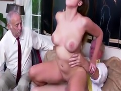 Old grandfather sex chubby After getting to know the folks better  she