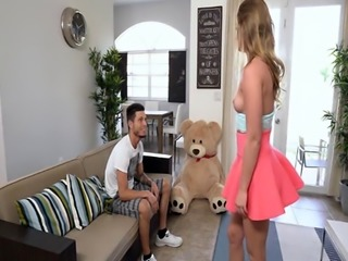 Assy teen cheating with friend
