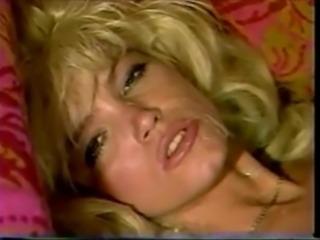 Facial Cumshot on Blonde face