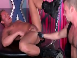Black nude male fisting gay Spurred by mutual ass-probing lust  Brian