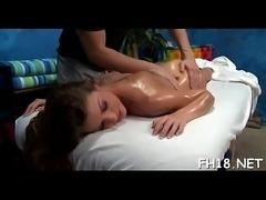 Hawt massage porn